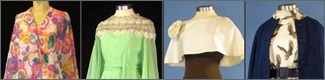 Collage - Betty Ford Dresses