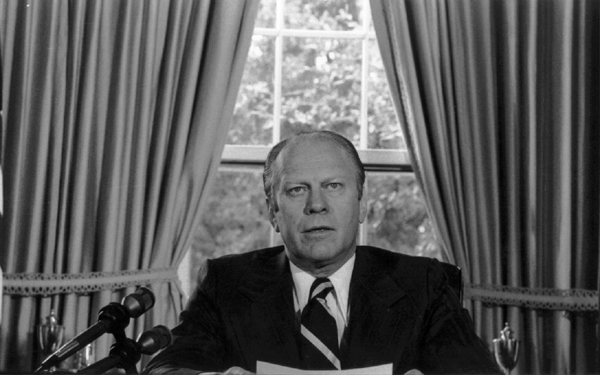 "richard nixons pardon rhetorical analysis President gerald ford's pardon of richard nixon  rhetorical analysis abraham lincoln's ""second inaugural address"" and emily dickinson's ""success is."