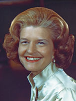 Portrait of First Lady Betty Ford.