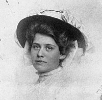 Gerald Ford's mother, Dorothy Ayer Gardner