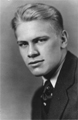 Gerald Ford high school photo