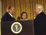 President Ford photo