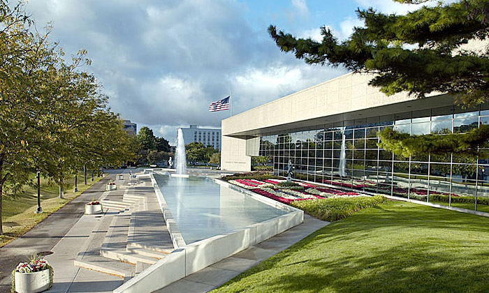 Gerald Ford Museum Building