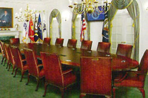 photo: Cabinet Room gallery