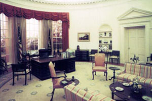 photo: At Work in the Oval Office gallery