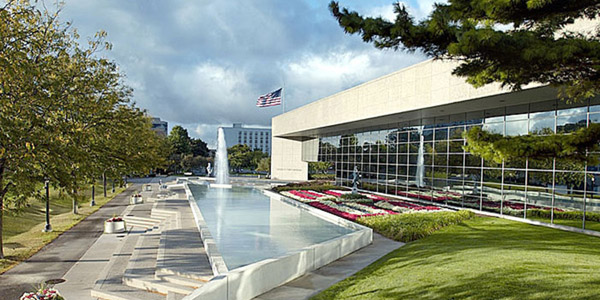 Gerald R Ford Presidential Library Amp Museum