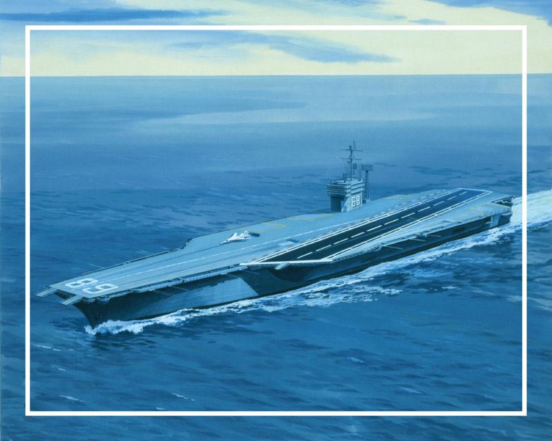 Ford Museum - Taking the Seas - Carriers