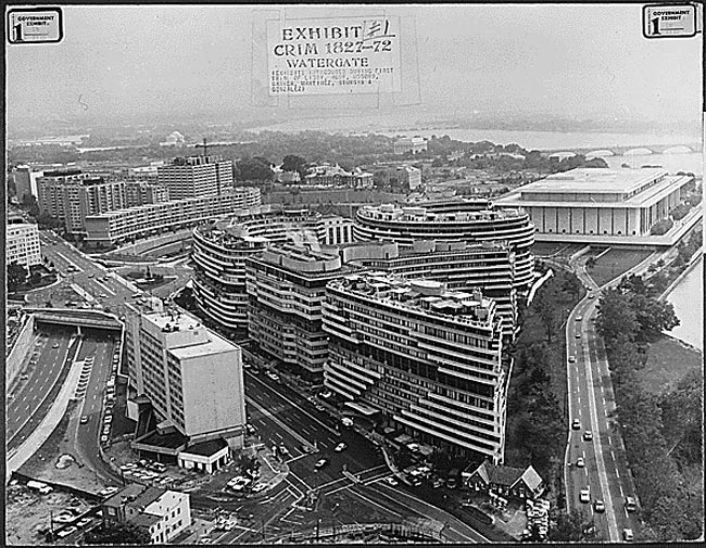 the watergate files the watergate trial may 1972 june 1973